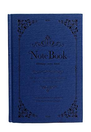 www.misstella.com - Notebook '100 days note book' 21,5x14,5x1,8cm