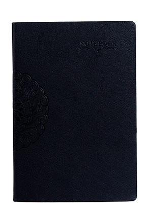 www.misstella.com - Notebook with mandala print 21x14,5x1,6cm