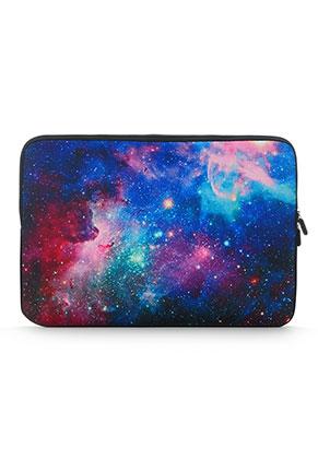 www.misstella.nl - Laptop sleeve 15,4 inch met galaxy