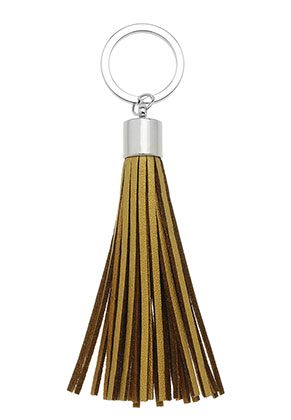 www.misstella.com - Key fob with tassel
