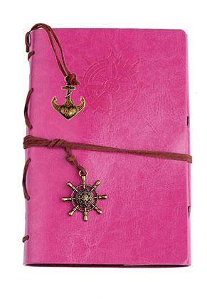 www.misstella.fr - Carnet de notes avec rose des vents 18,5x12,5cm