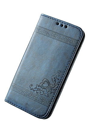 www.misstella.com - Imitation leather book case phone case for iPhone X 14,6x7,6x1,6cm