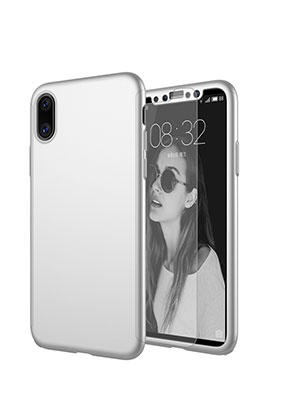 www.misstella.com - Synthetic full coverage 360º phone case for iPhone X 14,5x7,3x1cm