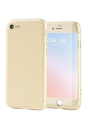 www.misstella.fr - Housse pour portable iPhone 7 / iPhone 8 full coverage 360º en matière synthétique 14,2x7,1x0,9cm