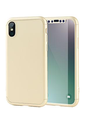 www.misstella.fr - Housse pour portable iPhone X full coverage 360º en matière synthétique 14,8x7,4x1cm