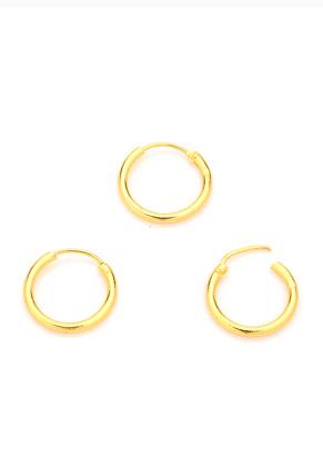 www.misstella.com - Metal earrings 15mm