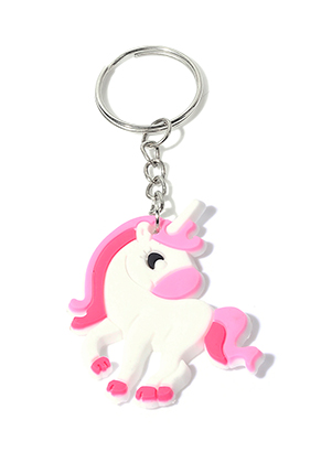 www.misstella.es - Llaveros de sintético unicornio