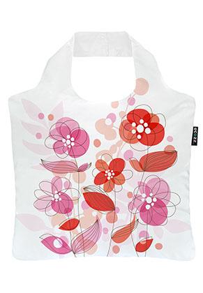 www.misstella.com - Ecozz eco shopper tote bag Happy Roses