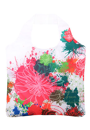 www.misstella.com - Ecozz eco shopper tote bag Splash 1