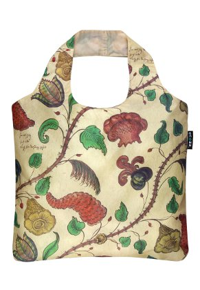 www.misstella.com - Ecozz eco shopper tote bag Rare prints 1, Codex pictoricus Mexicanus (Ignac Tirch 1762)