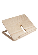 www.misstella.com - Rayher wooden tablet & book stand 28x21x3,4cm - E01513