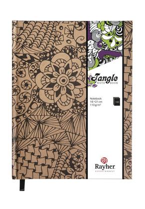 www.misstella.com - Tangle notebook