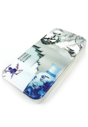 www.misstella.com - Case/cover for  iPhone 4/4S with chinese theme