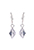 www.misstella.com - 925 Silver earrings with SWAROVSKI ELEMENTS pendants