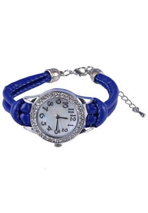 www.misstella.nl - Horloge met strass