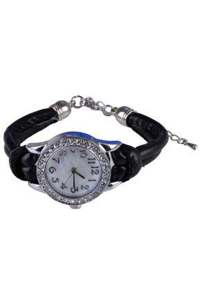 www.misstella.com - Watch with strass