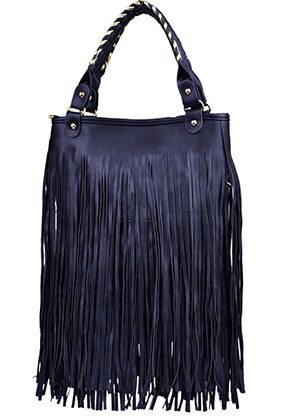 www.misstella.com - Handbag with fringes