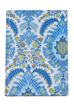 www.misstella.nl - Notitieboekje met paisley print