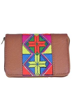 www.misstella.nl - Aztec portemonnee