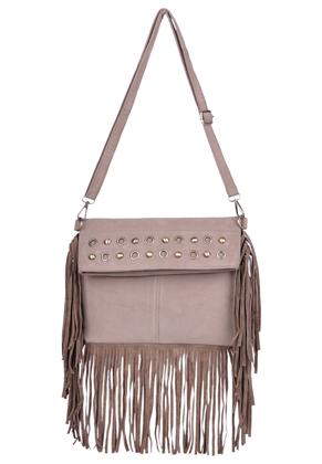www.misstella.com - Shoulderbag with fringes