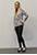 www.misstella.es - Blusa con estampado cebra