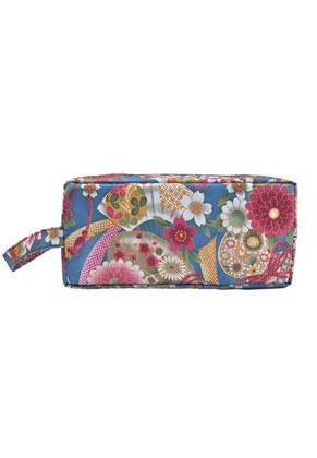 www.misstella.com - Wash bag with flowers