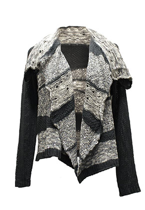 www.misstella.com - Cardigan with glitter