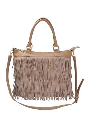 www.misstella.de - Handtasche mit Fransen