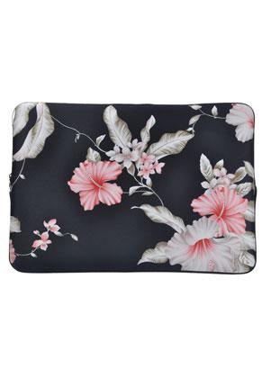 www.misstella.de - Laptophülle 13,3 Zoll mit Blume