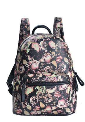 www.misstella.com - Backpack with roses