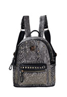 www.misstella.com - Backpack with snake print - F03987