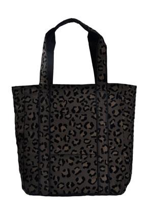 www.misstella.nl - Shopper met panterprint