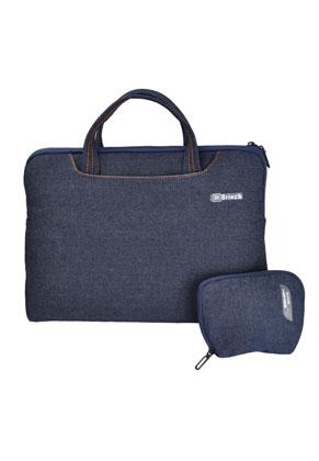 www.misstella.nl - Laptop sleeve 15,6 inch met hengsels