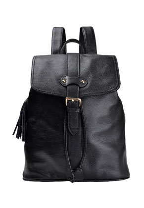 www.misstella.com - Leather backpack