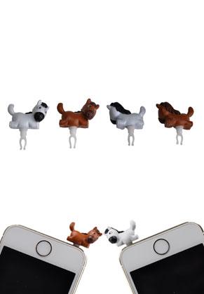 www.misstella.nl - Anti-dust plug paard