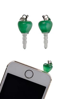 www.misstella.com - Anti-dust plug apple