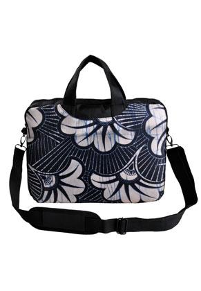 www.misstella.de - Laptoptasche 15 Zoll mit Blumen