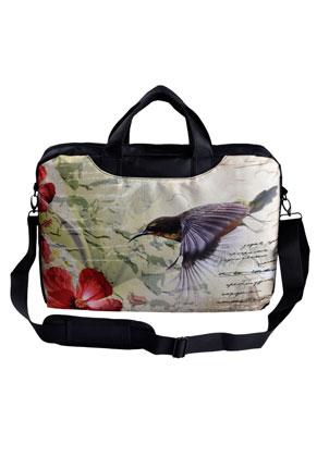 www.misstella.com - Laptop bag 17 inch with bird