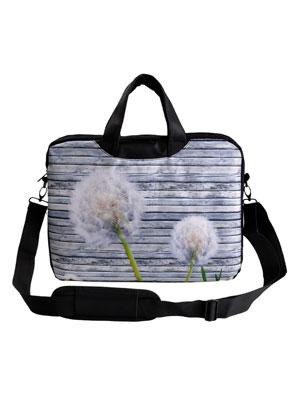 www.misstella.com - Laptop bag 17 inch with dandelions