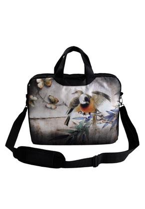 www.misstella.fr - Sac pour ordinateur portable 15 pouces avec oiseaux
