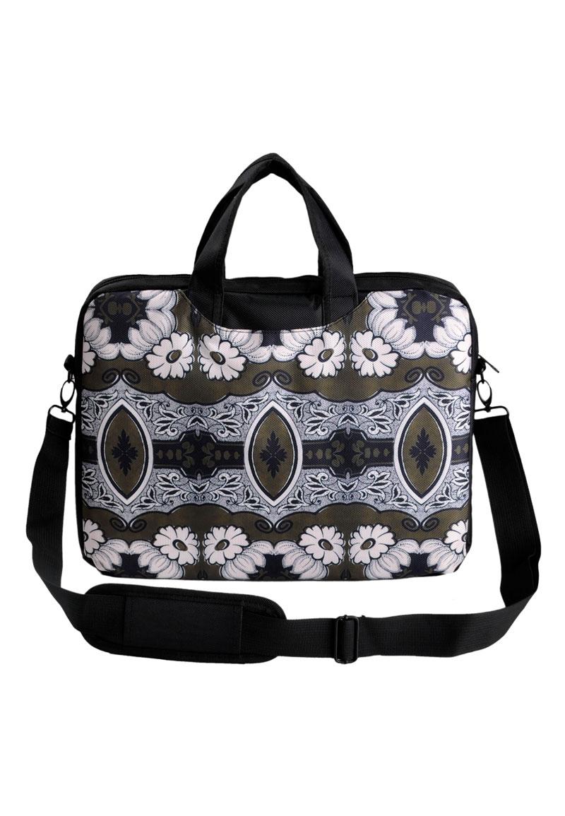 sac pour ordinateur portable 15 pouces avec fleurs. Black Bedroom Furniture Sets. Home Design Ideas
