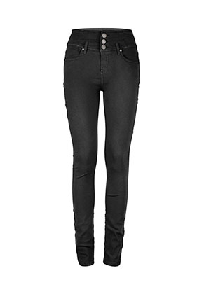 www.misstella.com - Slim fit pants 'High waist'