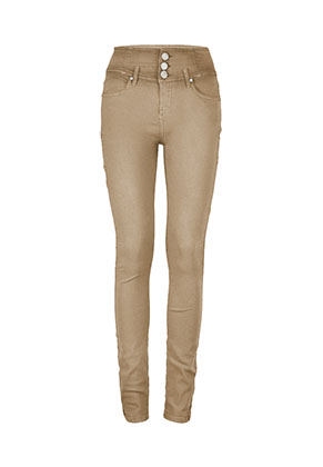 www.misstella.nl - Superstretch broek 'High waist'