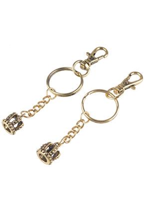 www.misstella.com - Keychain Crown
