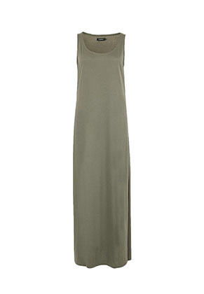 www.misstella.es - Maxi dress con abertura