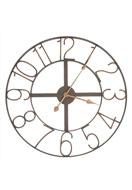 www.misstella.de - Clayre & Eef Uhr rund - Ø 60 cm - 60x2cm - F05395