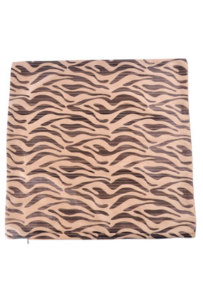 www.misstella.com - Cushion cover with animal print 45x45cm