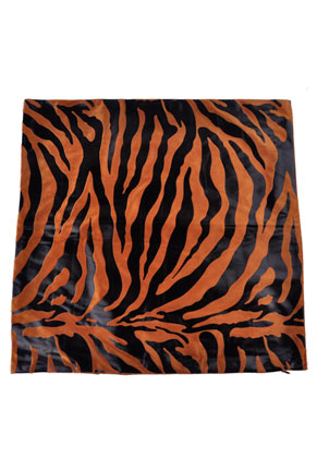 www.misstella.nl - Kussenhoes met dierenprint 45x45cm