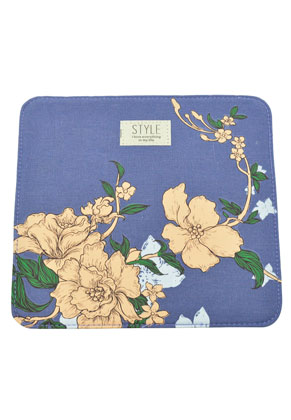 www.misstella.com - Mouse pad with flowers