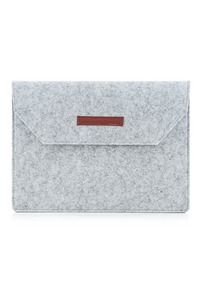 www.misstella.com - Felt laptop sleeve 15 inch